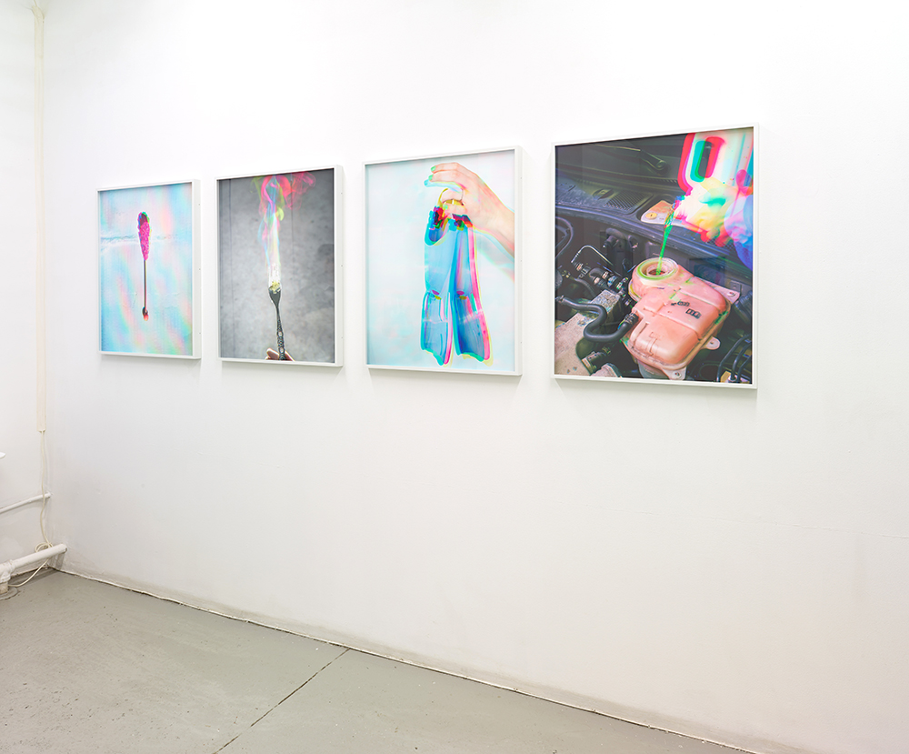 Ecstatic Consumption  installation view (2 of 2)   Kristen Lorello  March 17 - May 1 2016 photo: Jeffrey Sturges