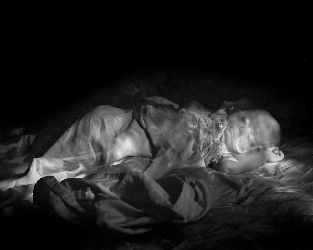 Dreaming Old Dreams , 2010 gelatin silver print 20 x 24 in (50.8 x 61 cm)