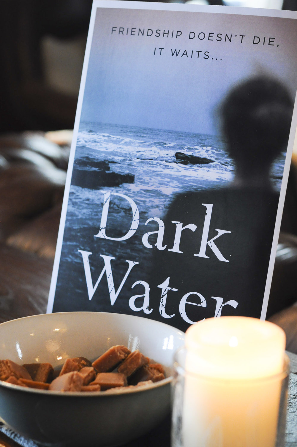 Dark Water and Orkney Fudge