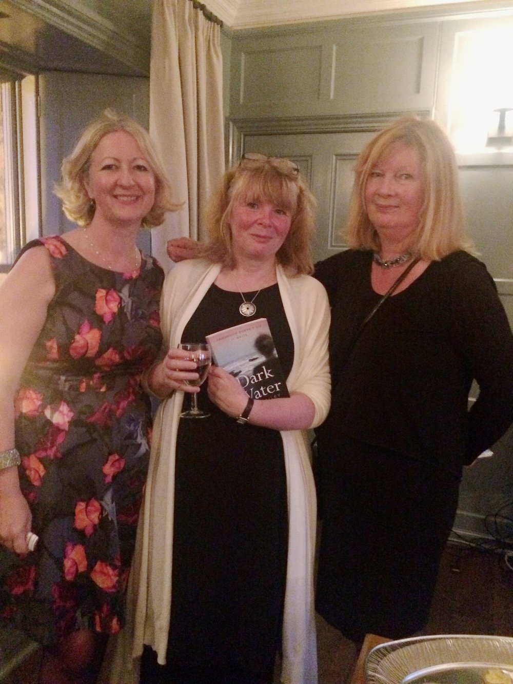 Jacqui Lofthouse, Founder of Nightingale with Sara Bailey and Stephanie Zia