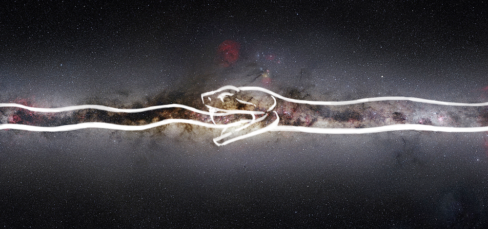 Ouroboros in the Milky Way