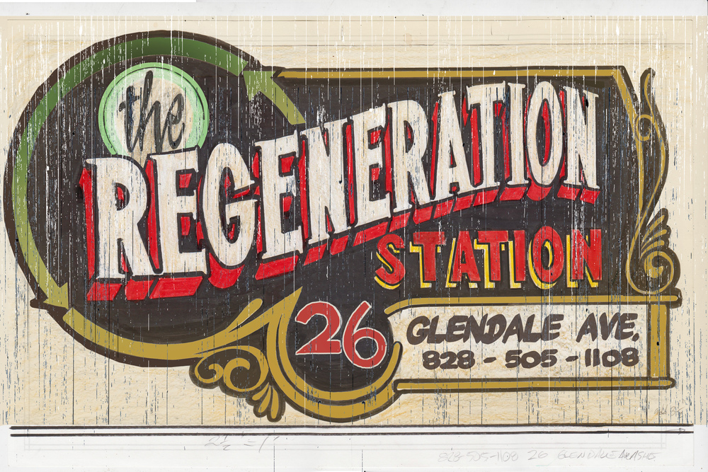Signs - Custom hand painted signage for your business.