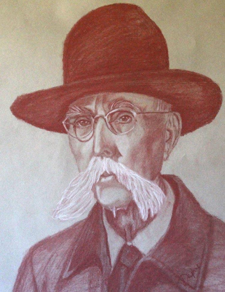 The Cowboy - Steve Smith $175