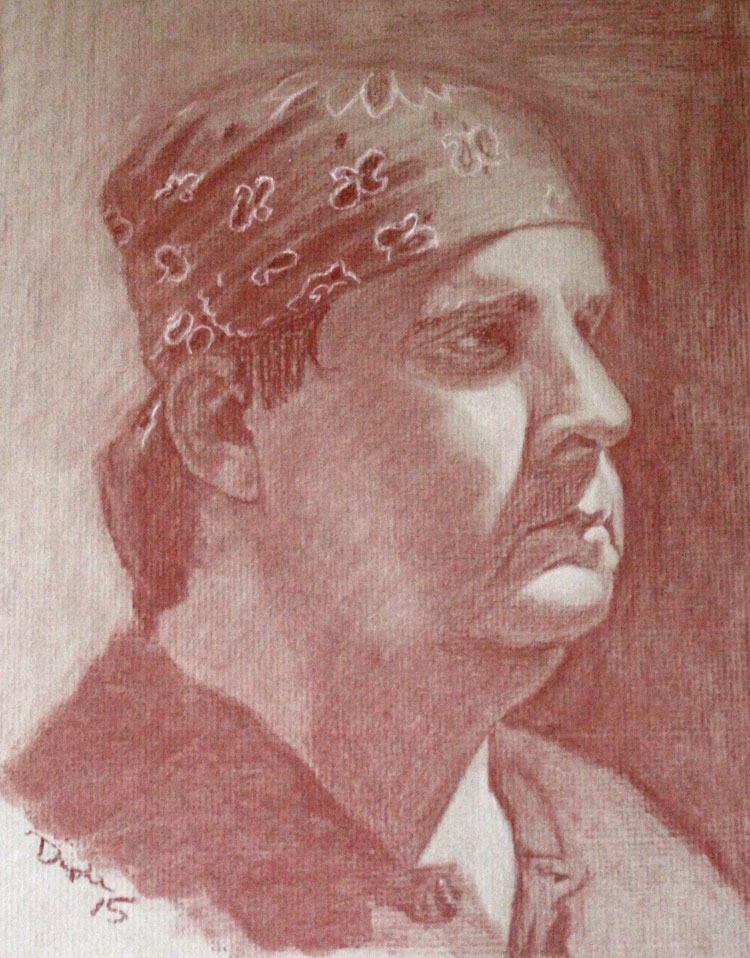 Oilfield Worker Ralph Sold