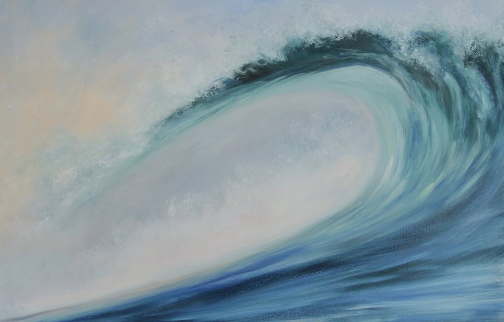 Laurie Warner oil paintings Wellfleet Cape Cod