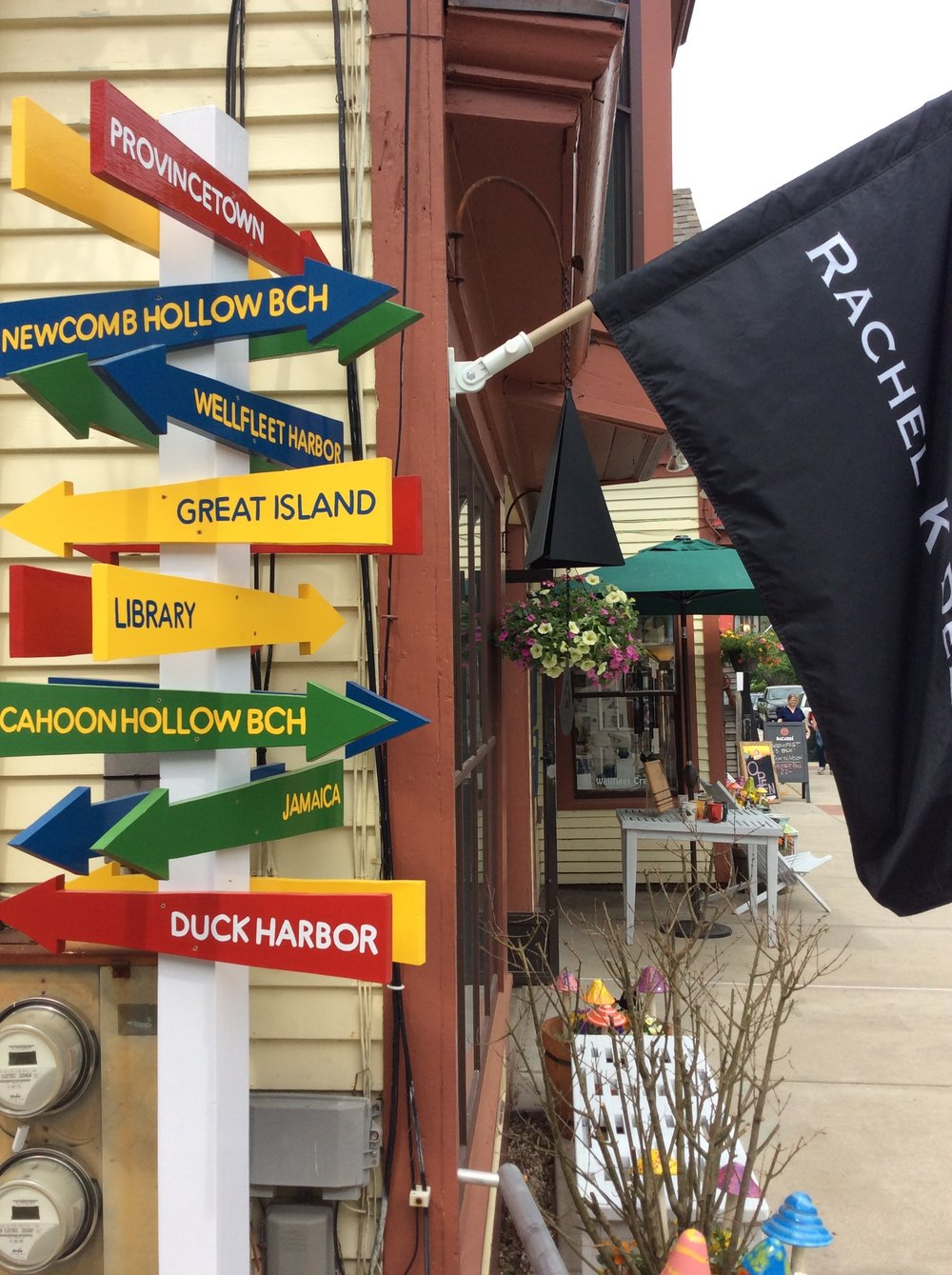 Rachel K DeLong Signpost.JPG