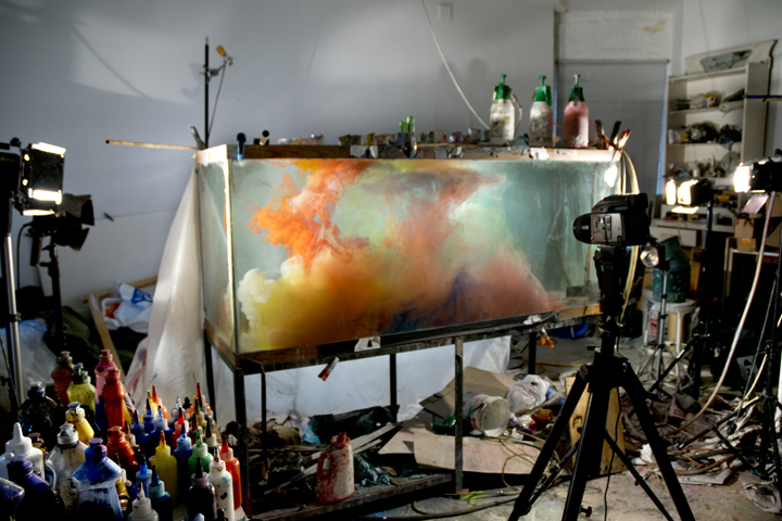 Studio View, by Kim Keever