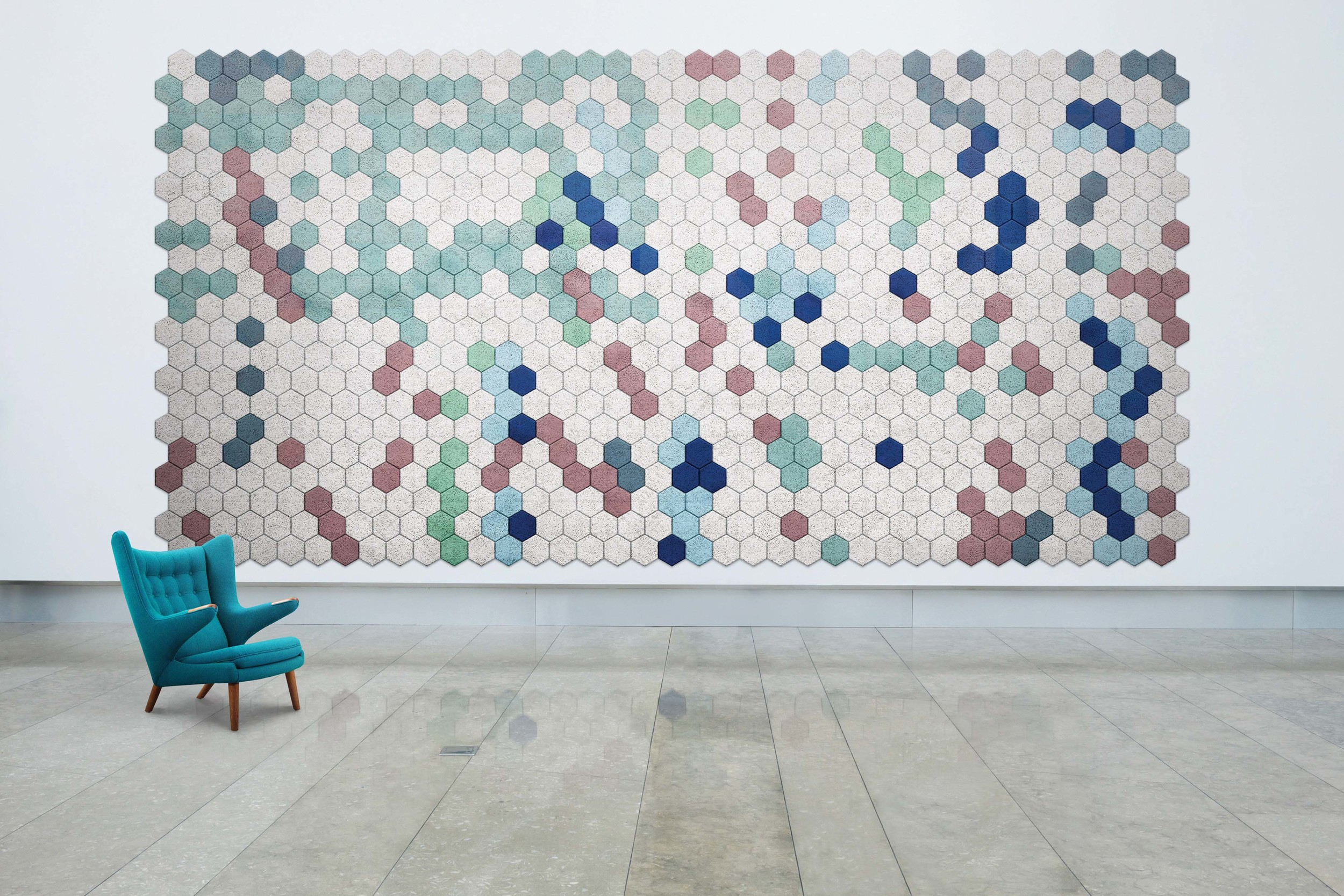 A New Culture of Colour from Artist Liz West \u2014 MaterialDriven