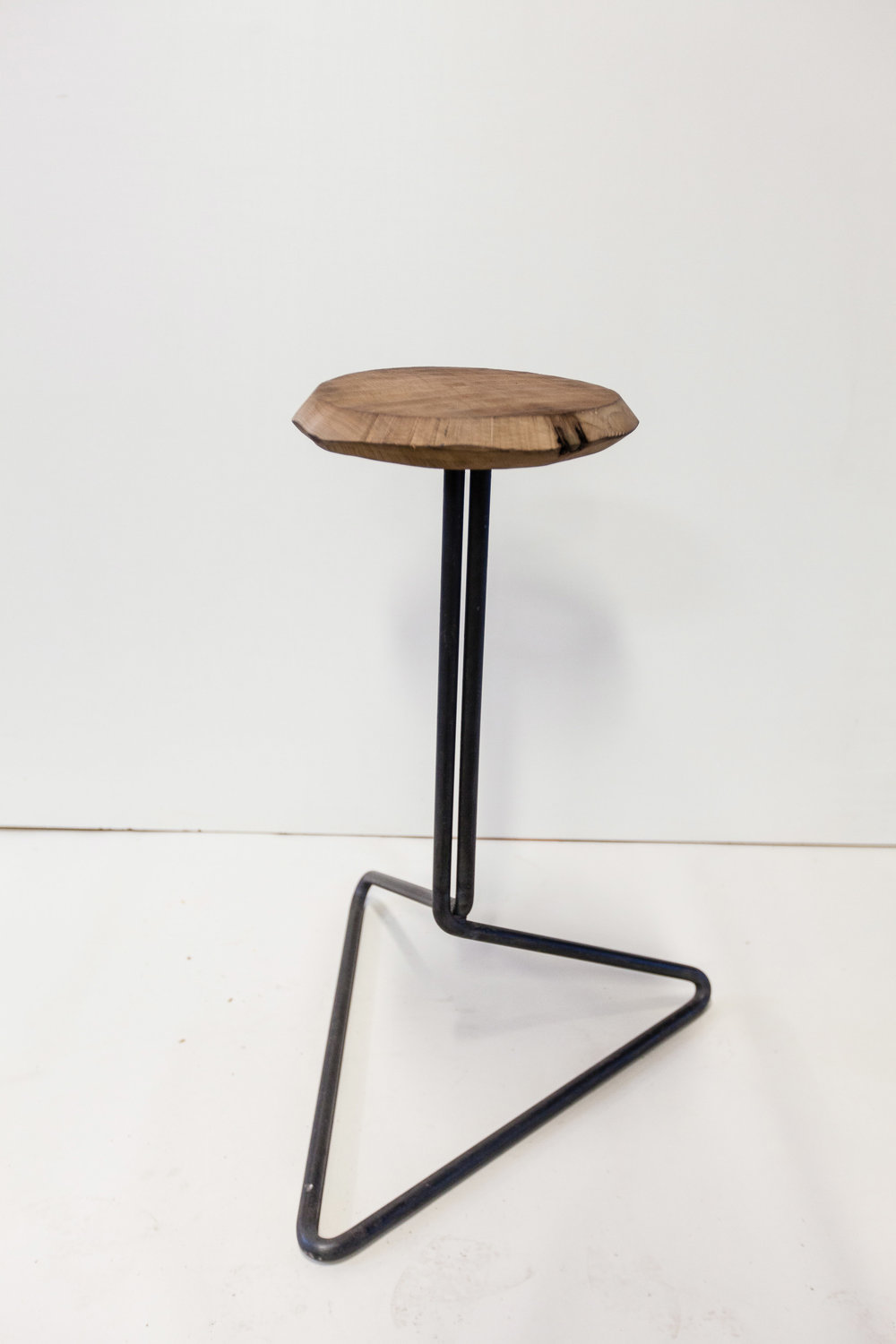 Paperclip Stool  by Michiel Poelmann