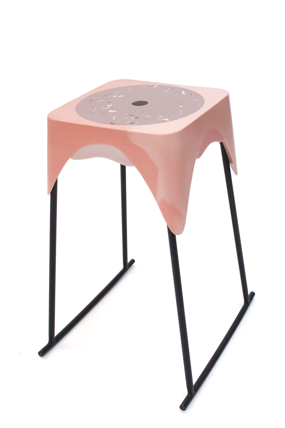 "Ping swing stool, from ""Matter of Motion"" by Maor Aharaon Studio."