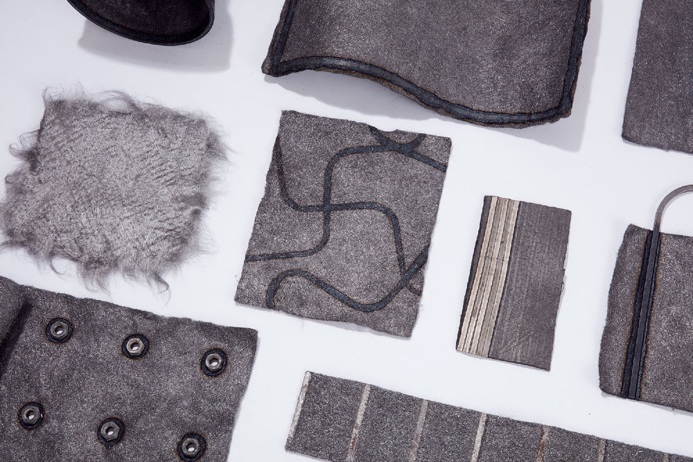The set of samples from  The Soft Side of Steel   by Studio Ilio