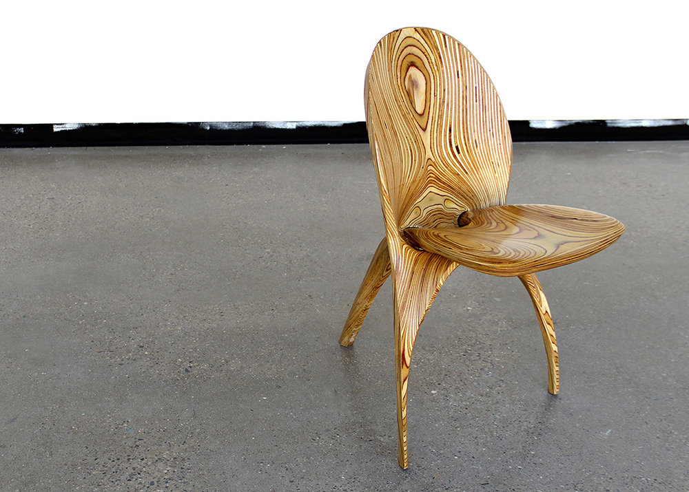 The  Stratum  Chair, by Ammar Kalo