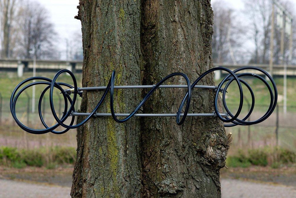 Tree Antenna, a project at BioArt Laboratories
