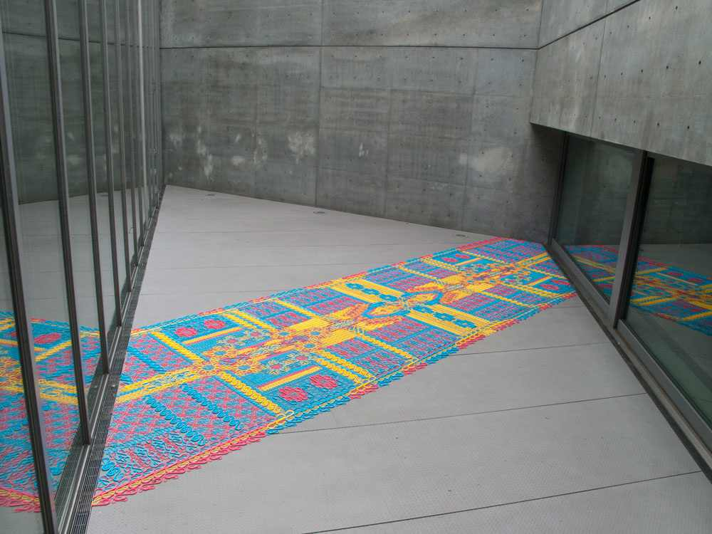 Hook Carpet by  We Make Carpets