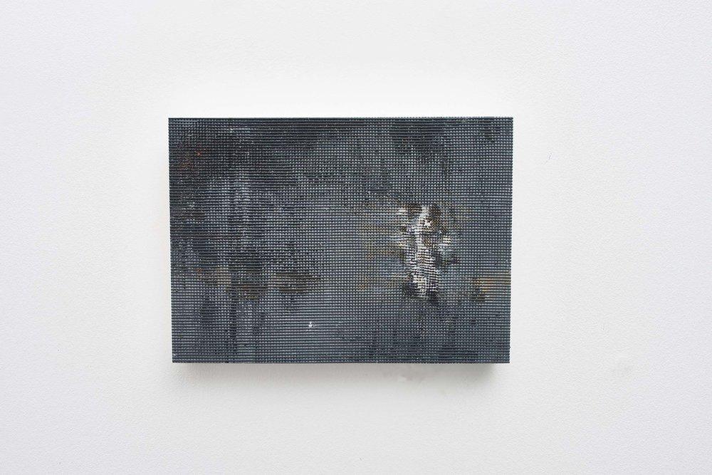 Wall panels by Helen Johannessen
