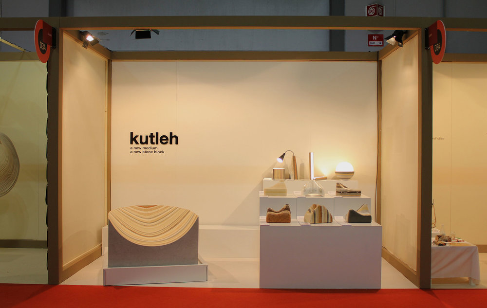 Kutleh  at Salone del Mobile 2018