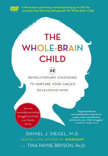 In this engaging and practically oriented video, neuropsychiatrist Daniel J. Siegel, M.D. and parenting expert Tina Payne Bryson, Ph.D. teach a group of parents the core ideas and strategies from their New York Times best-selling book The Whole-Brain Child. Using stories, humor, and plenty of practical suggestions, Siegel and Bryson demonstrate how to cultivate healthy emotional and intellectual development in children. Learn how to turn outbursts, arguments, and fears into opportunities to integrate your child's brain and foster vital growth. The result? Kids who are happier, healthier, and more balanced. This video is divided into 6 discrete chapters so you can easily jump to the part of the video that is of most interest to you at any given time!