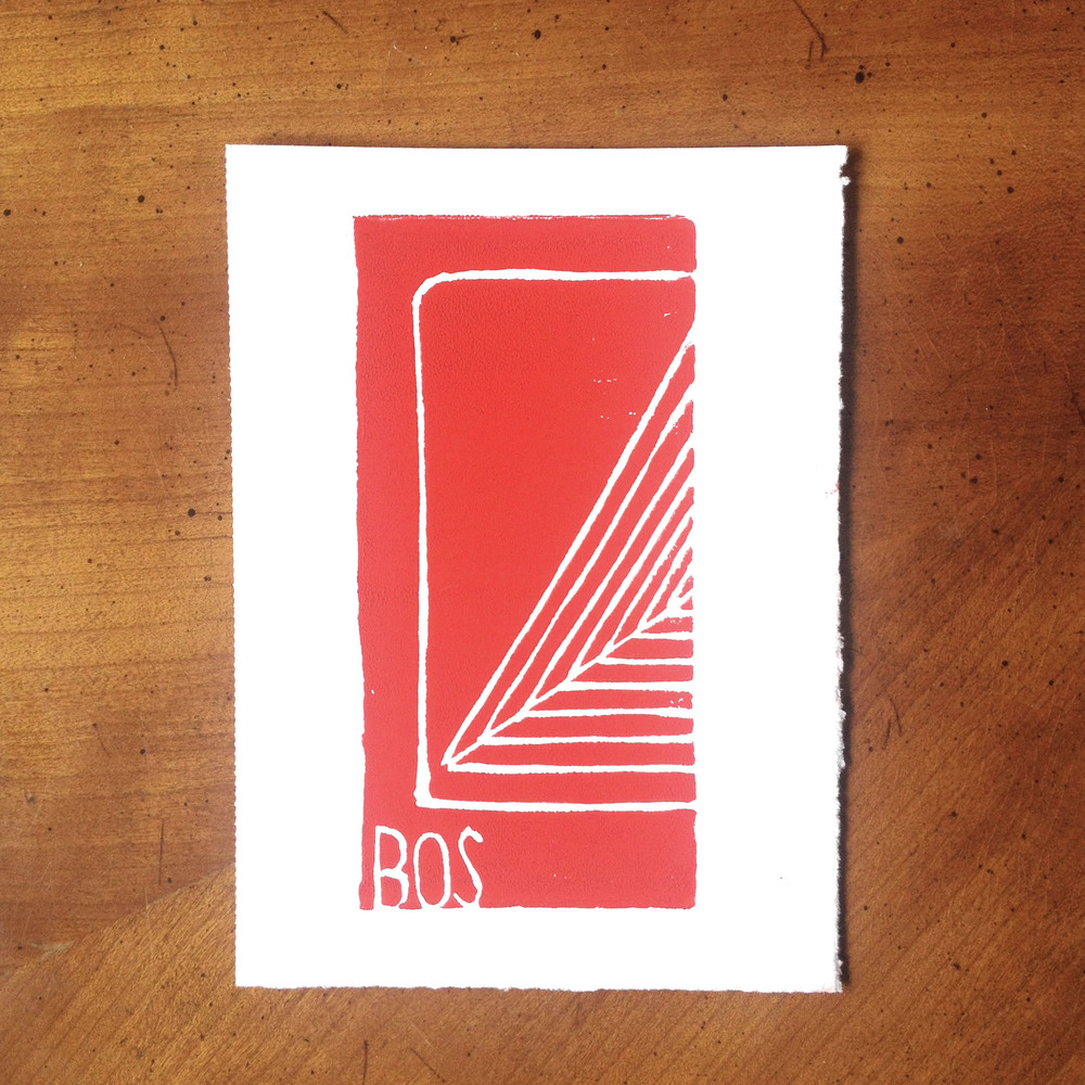 Boston CITGO Sign Print