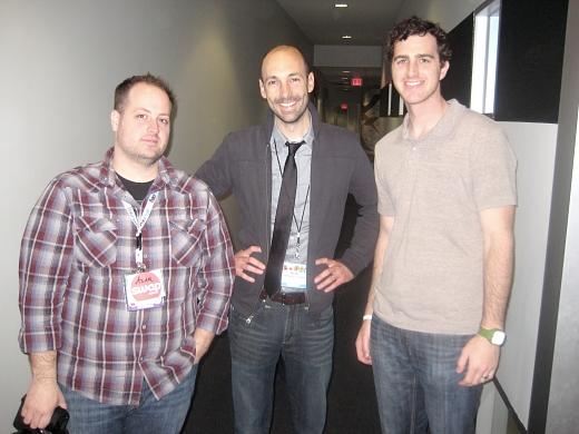 Adam, Bob, Eric