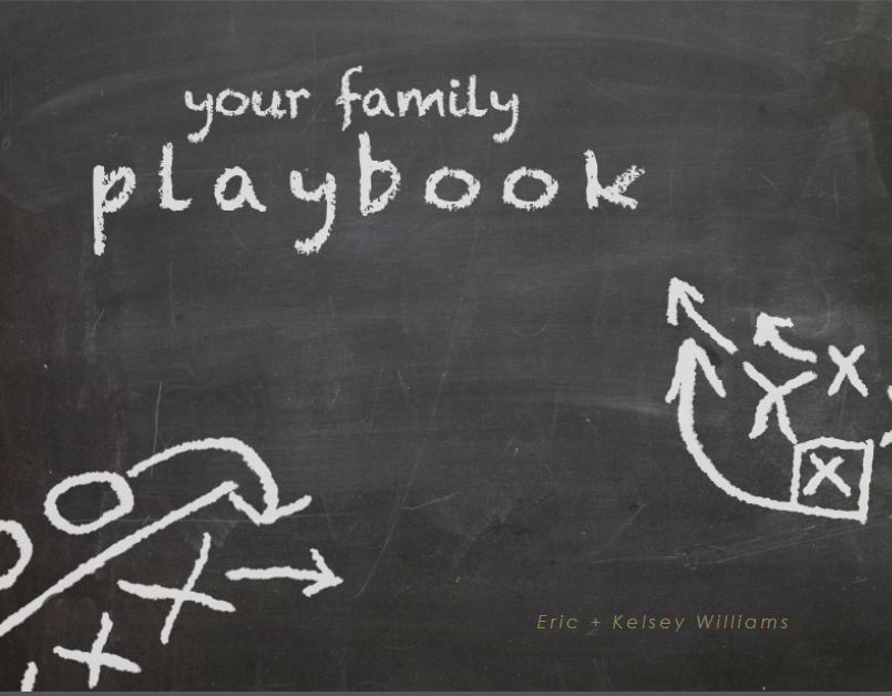 Your Family Playbook