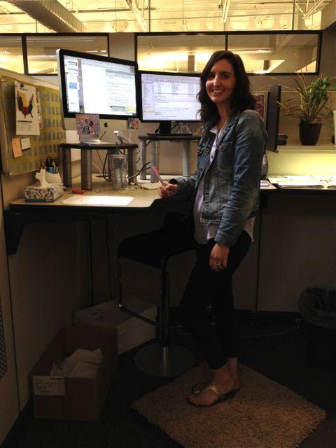 Kelsey Standing Desk