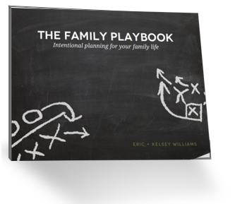 The Family Playbook cover
