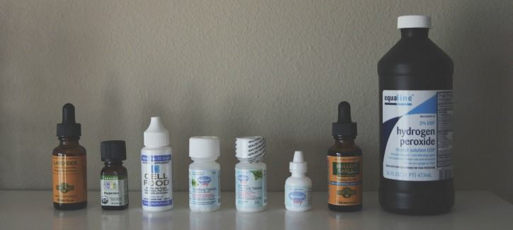 natural and homeopathic remedies