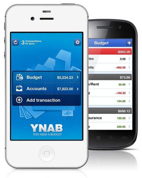 YNAB Mobile