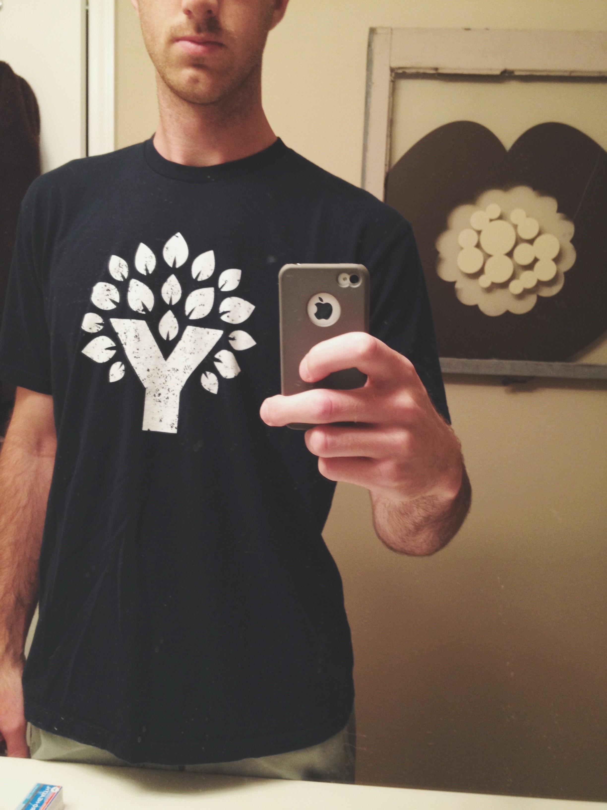 YNAB t shirt