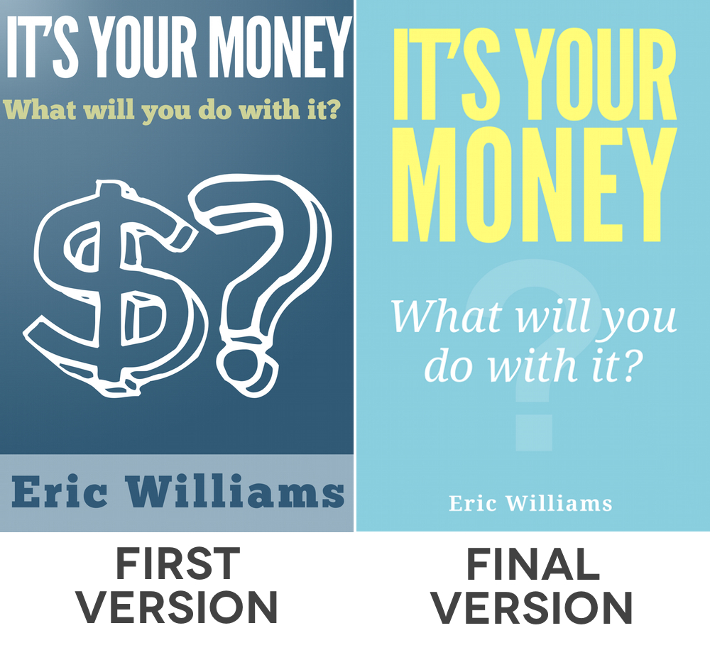 It's Your Money book cover