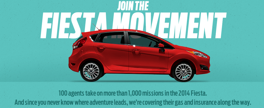 Ford Fiesta Movement