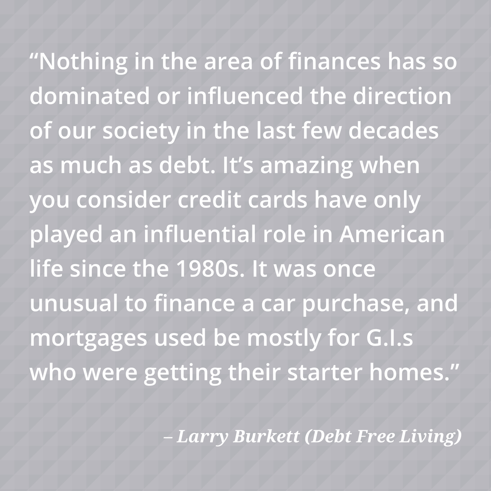 Larry Burkett Quote