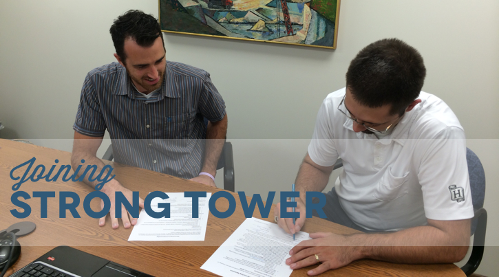 Joining Strong Tower Consulting