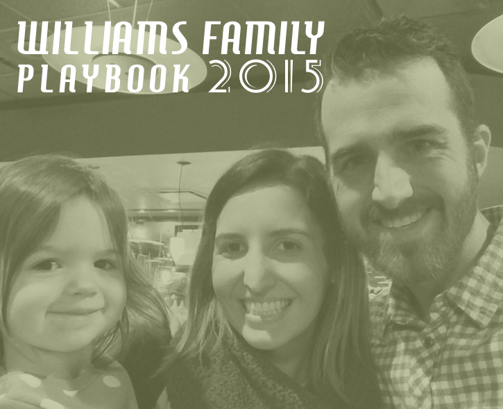 Family Playbook 2015