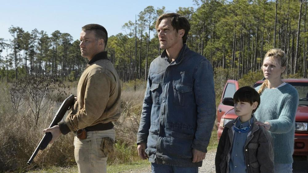 Joel Edgerton, Michael Shannon, Jaeden Liegerher, and Kirsten Dunst star in Jeff Nichols's Midnight Special
