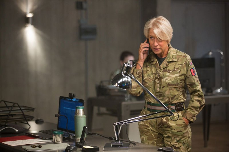 Helen Mirren stars in director Gavin Hood's Eye in the Sky