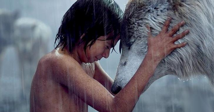 Neel Sethi stars in director John Favreau's The Jungle Book