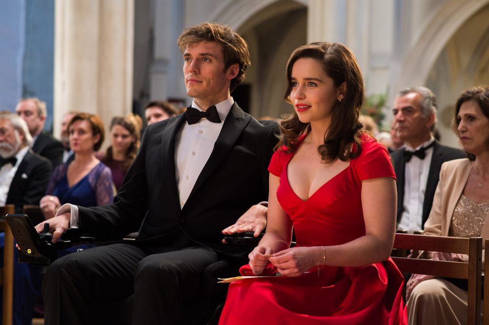 San Claflin and Emilia Clarke star in director Thea Sharrock's  Me Before You
