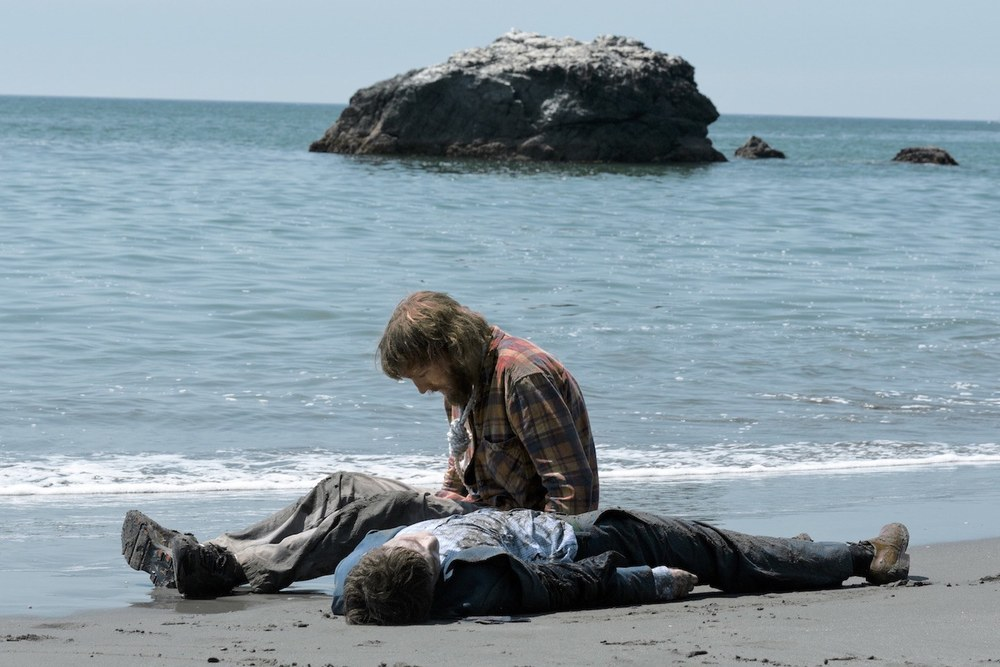 Paul Dano and Daniel Radcliffe star in  Swiss Army Man