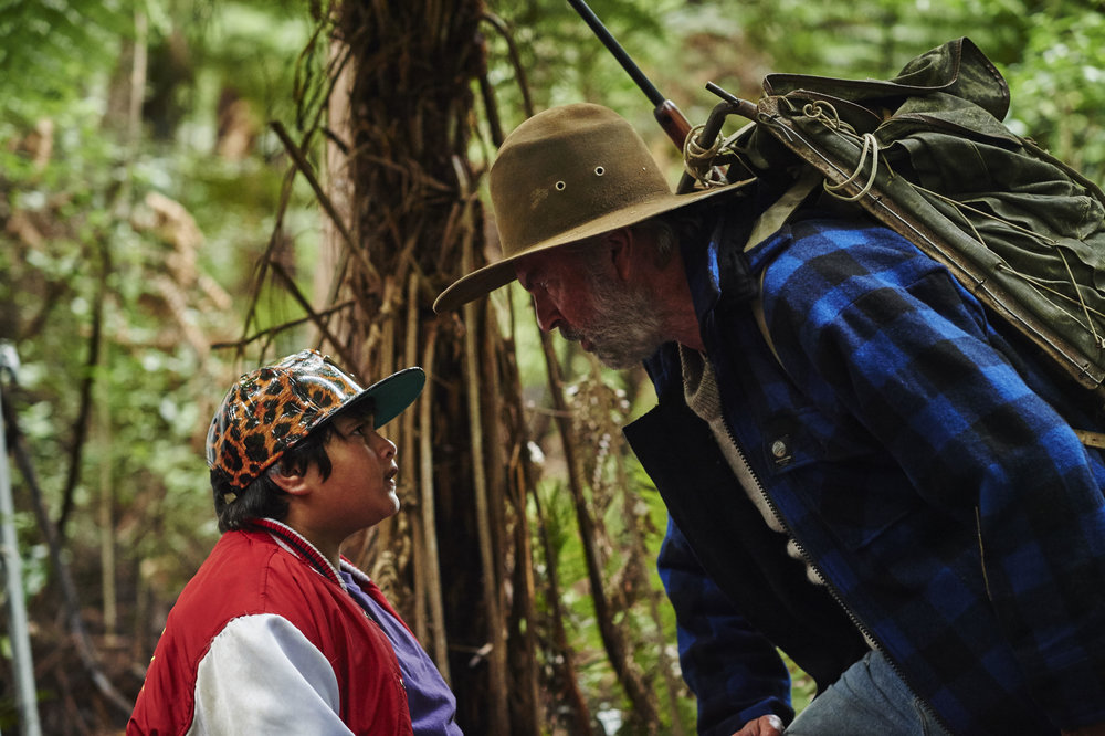 Julian Dennison and Sam Neill star in Hunt for the Wilderpeople