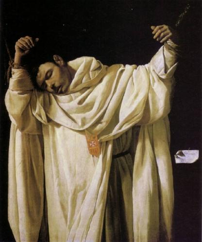 Saint Serapion    by Francisco de Zurbaran