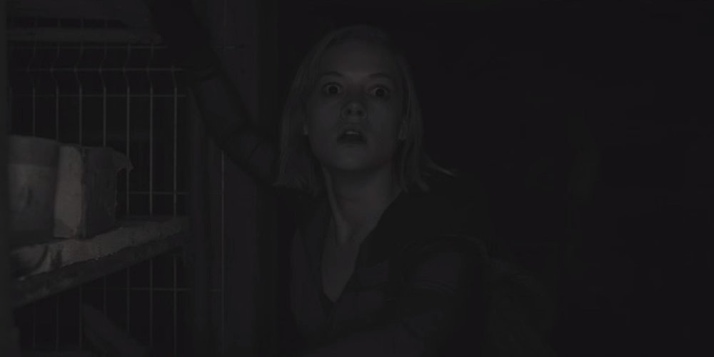 Jane Levy stars in director Fede Alvarez's  Don't Breathe