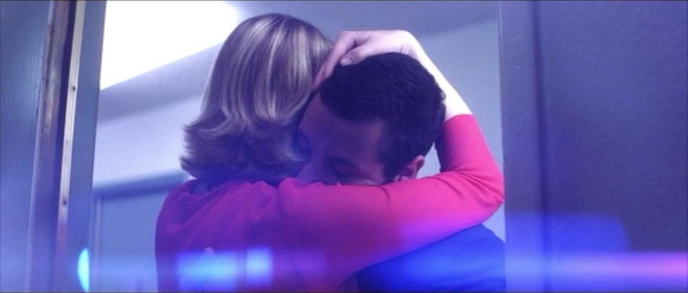 Emily Watson and Adam Sandler star in director Paul Thomas Anderson's  Punch-Drunk Love
