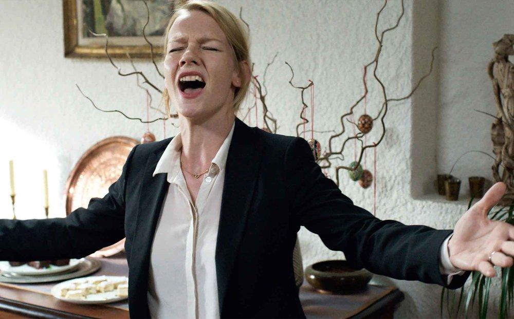 Sandra Hüller stars in director Maren Ade's  Toni Erdmann