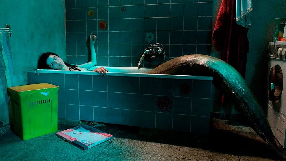 Michalina Olszanska stars as one of the mermaids in Agnieszka Smoczynska's The Lure.