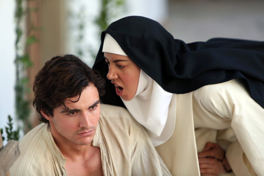 Dave Franco and Aubrey Plaza star in director Jeff Baena's The Little Hours