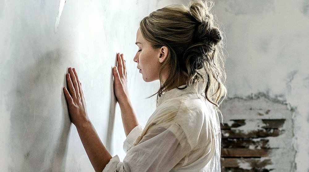 Jennifer Lawrence stars as mother in director Darren Aronofsky's new film