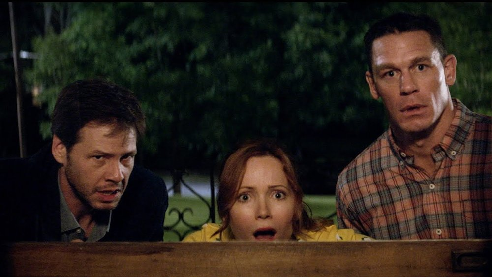 Ike Barinholtz, Leslie Mann, and John Cena star in director Kay Cannon's  Blockers