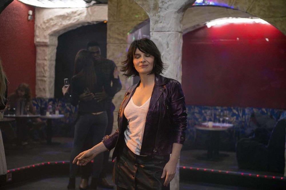 Juliette Binoche stars in director Claire Denis's  Let the Sunshine In
