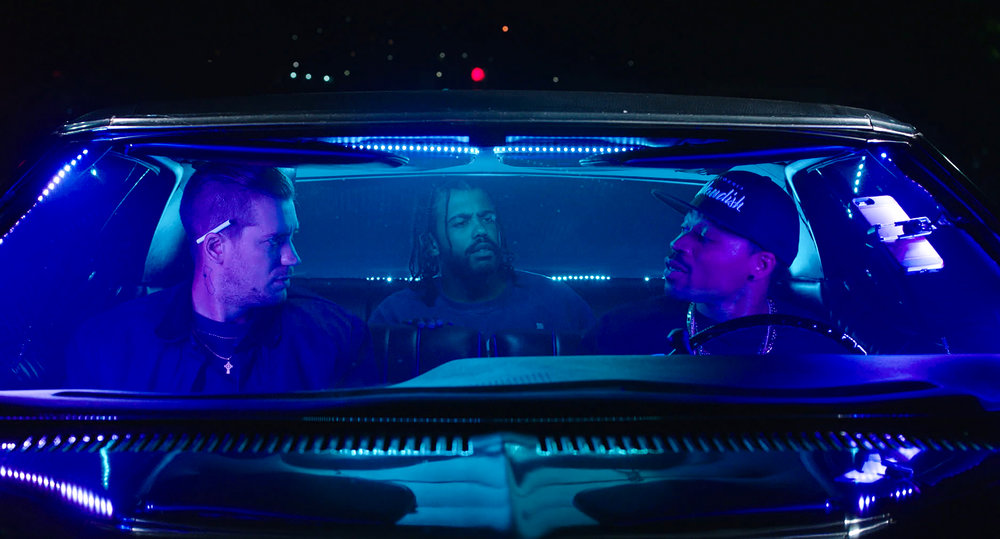 Rafael Casal and Daveed Diggs star in  Blindspotting